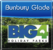 New website for the Bunbury Glade Caravan Park