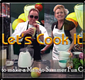We create and market TV & Internet shows. 'Let's Cook it' and 'The Event' are currently under production